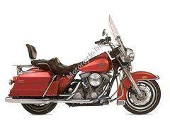 Harley-Davidson FLHS 1340 Electra Glide Sport (reduced effect) 1990 6510