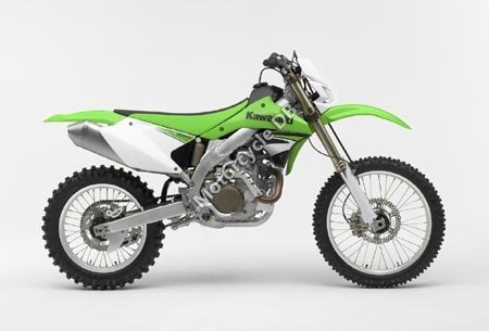 Kawasaki KLX 450R 2008 2338