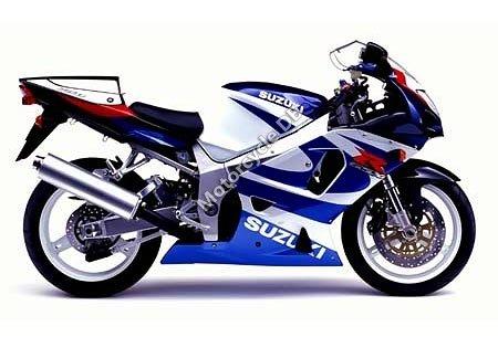 Suzuki GSX-R 750 2000 6038