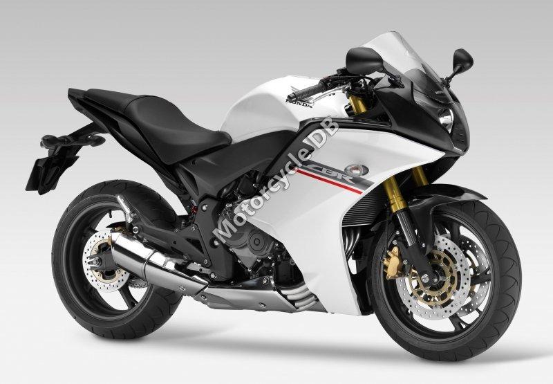 Honda CBR600F 2011 30000
