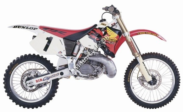 Honda CR 250 R 1995 6501 Thumb