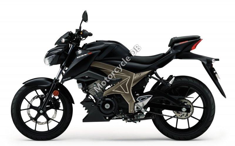Suzuki GSX-S125 2018 27607