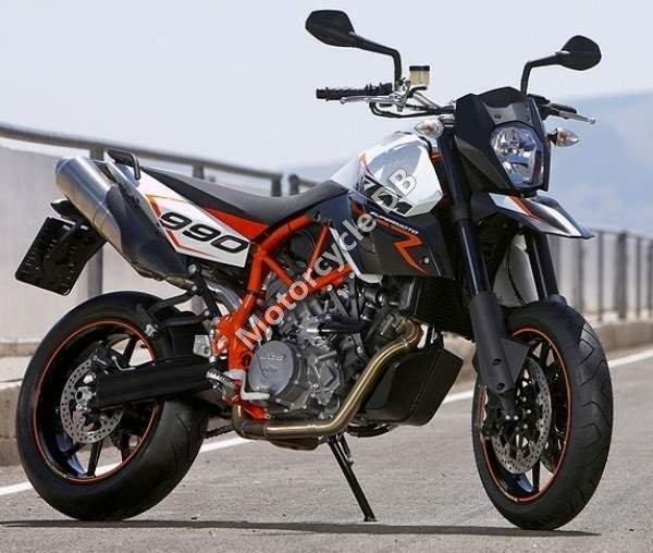 KTM 990 Supermoto 2010 19285
