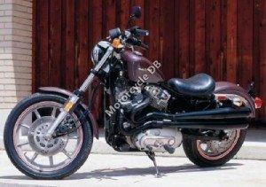 Harley-Davidson XLS 1000 Roadster 1984 8378