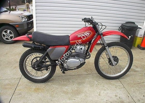Honda XL 250 S 1980 7926 Thumb