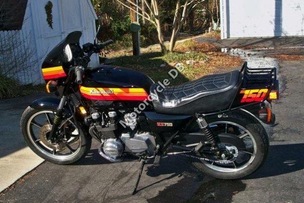 Kawasaki KZ 750 L3 1983 13572