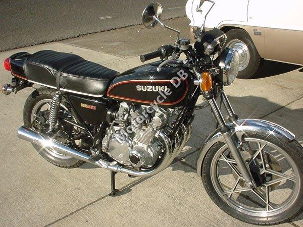 Suzuki GS 550 E 1981 8599