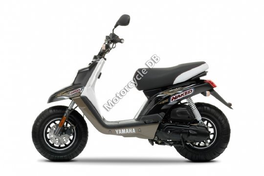 Yamaha BWs Naked 2009 11447
