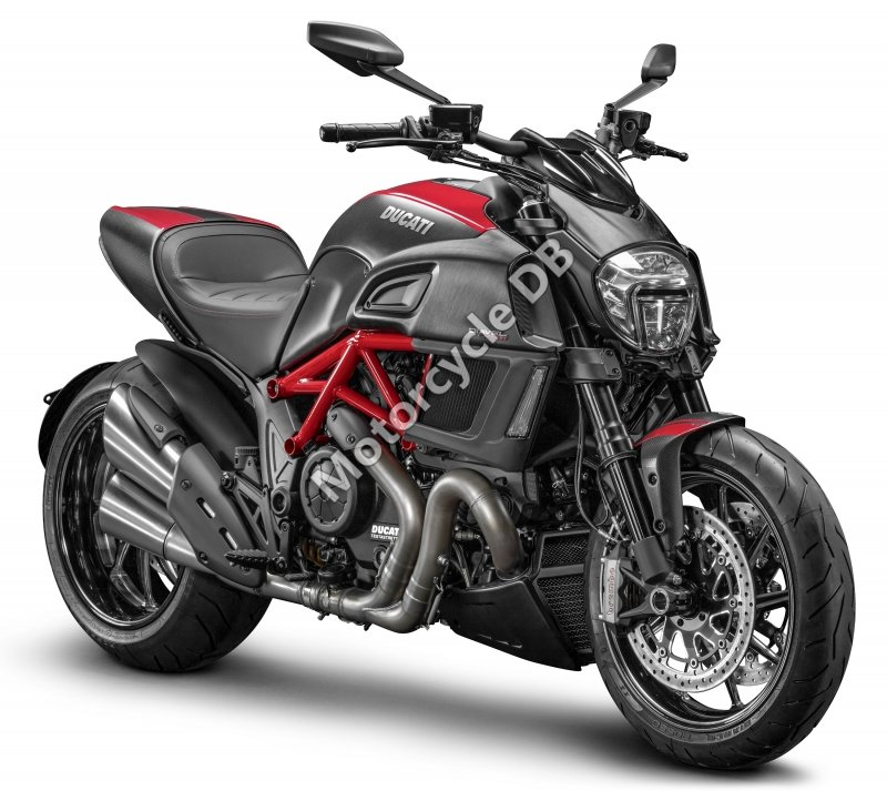Ducati Diavel Carbon 2017 31422