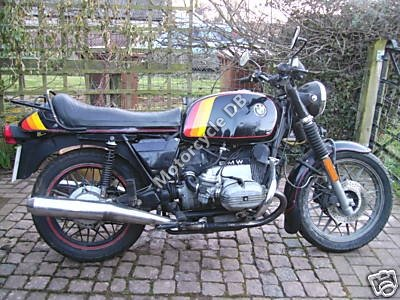 BMW R 100 RS 1982 12718