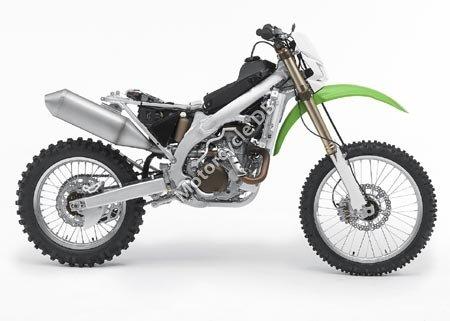 Kawasaki KLX 450R 2008 2340