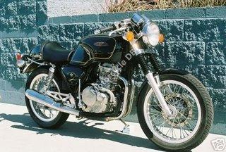 Honda Honda GB 500 Clubman 1989 8379
