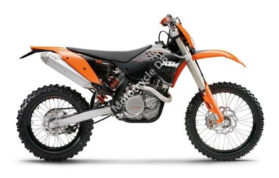 KTM 450 EXC 2009 3642