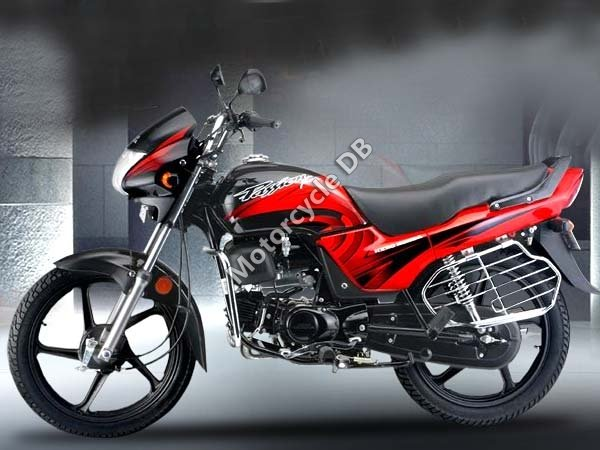 Hero Honda Passion Plus 2010 17804