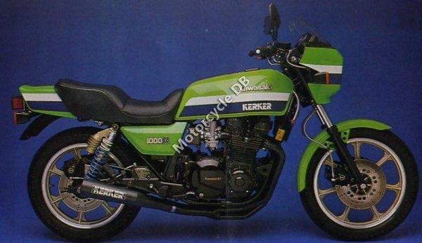 Kawasaki Z 440 Twin 1982 16729