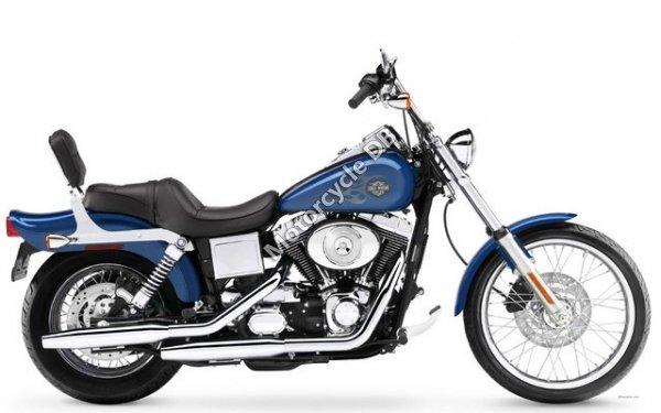 Harley-Davidson FXDWGI Dyna Wide Glide 2005 9189
