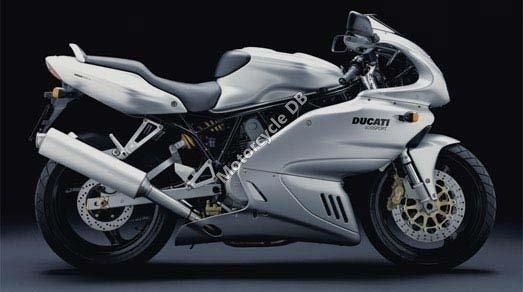 Ducati 620 Sport Half-fairing 2003 9792