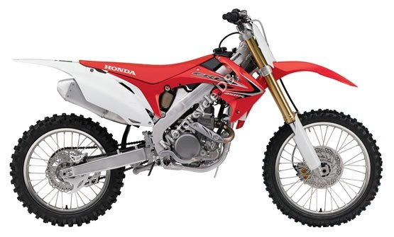 Honda CRF450X 2011 6497
