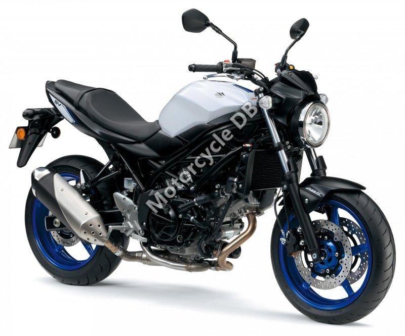 Suzuki SV650 2017 27990