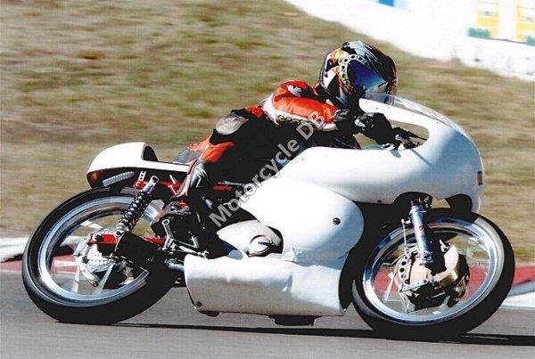 Motobi Zanzani 250 6 Tiranti 2010 12512