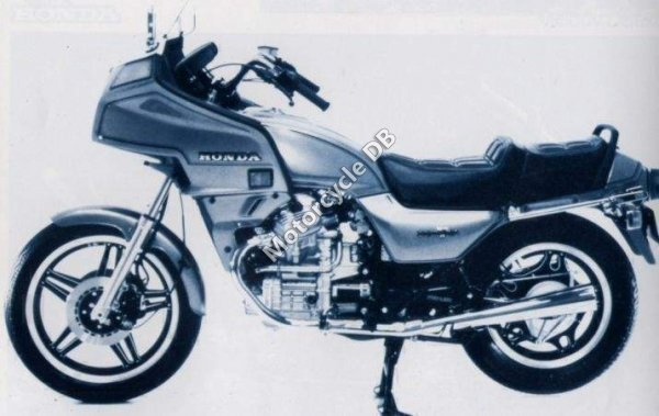 Honda GL 500 Silver Wing 1983 18942