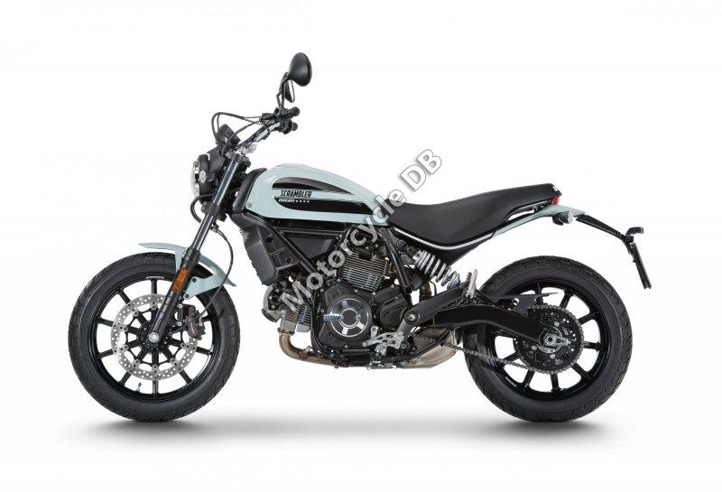 Ducati Scrambler Sixty2 2018 31229