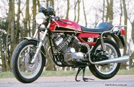 Moto Morini 500 Sei-V Klassik 1988 19453
