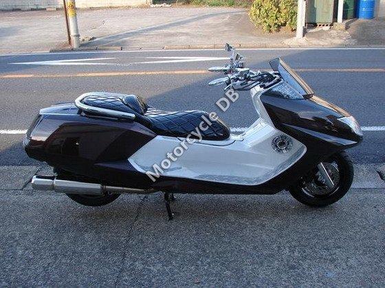 Yamaha CP250 Maxam 2011 9867