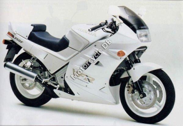 Honda VFR 750 F 1986 11980