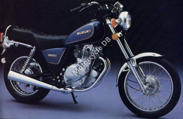 Suzuki GN 250 E 1990 16697