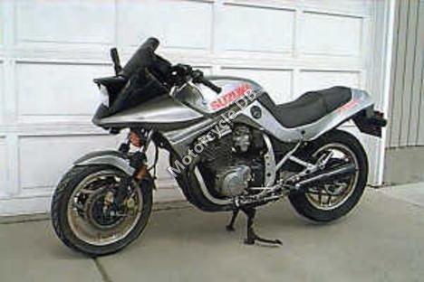 Suzuki GSX 750 EF 1987 13597