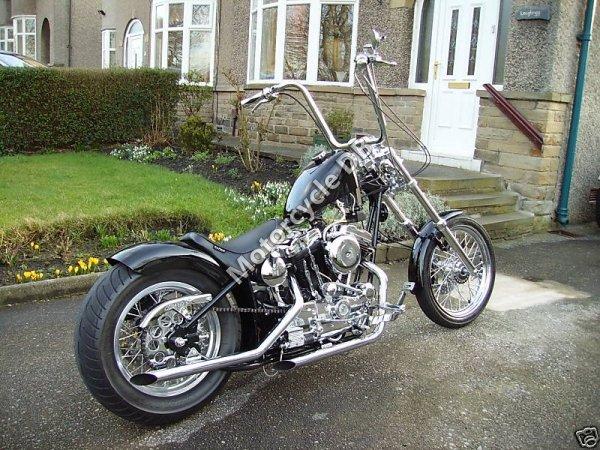 Harley-Davidson Sportster 1200 Custom 2001 10795