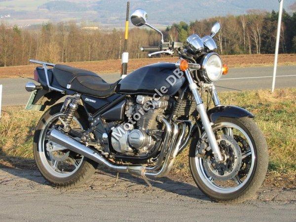 Kawasaki Zephyr 550 1992 9805