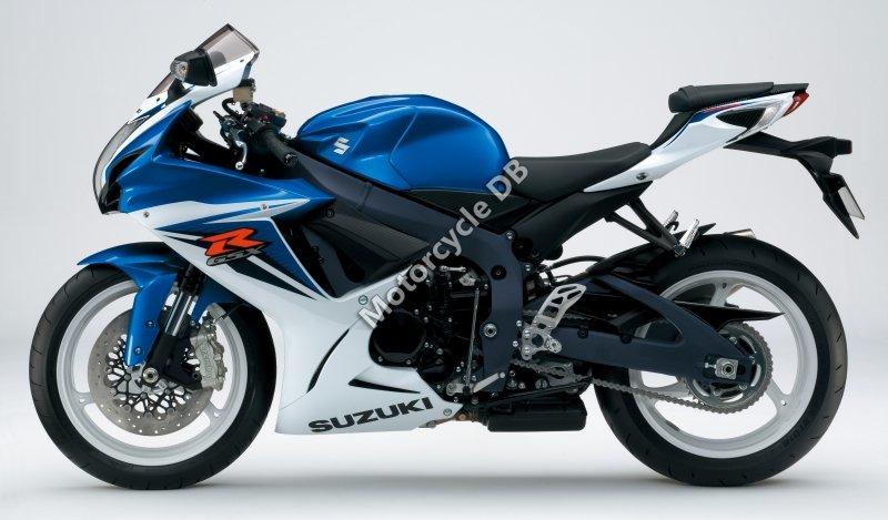Suzuki GSX-R600 2015 27691
