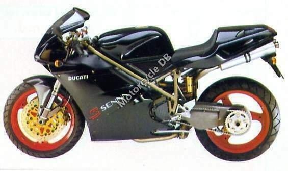 Ducati 916 Senna 1996 10586