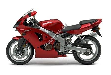 Kawasaki ZZR 600 2007 2004