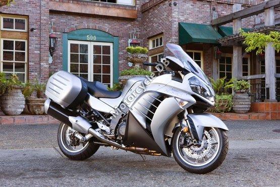 Kawasaki Concours 14 ABS 2011 4832