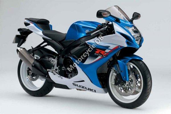 Suzuki GSX-R600 2013 23072