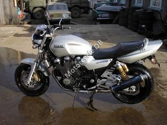 Yamaha XJR 1200 1997 6685