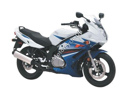 Suzuki GS500F 2010 4377