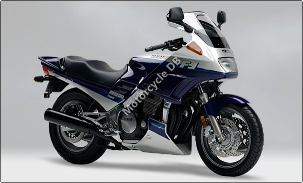 Yamaha FJ 1200 ABS 1995 11539