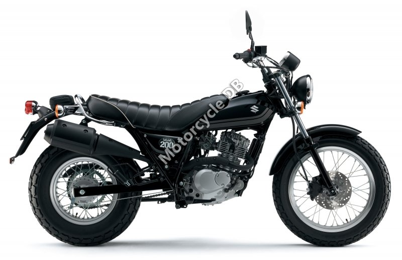 Suzuki VanVan 200 2017 28394