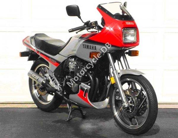 Yamaha FJ 600 1984 8065