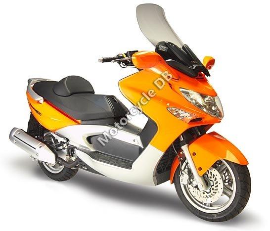 Kymco Xciting 250 i 2007 14998