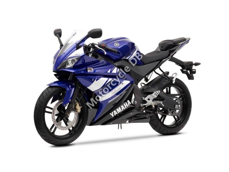 Yamaha YZF-R125 2011 25555