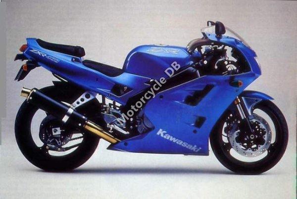 Kawasaki ZXR 400 2003 15377