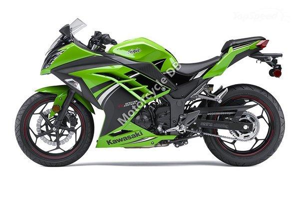 Kawasaki Ninja 300 2014 23649