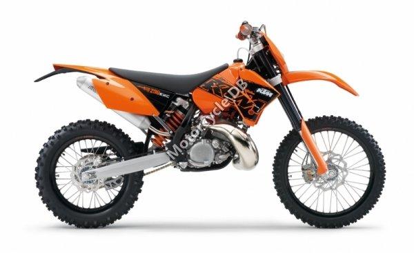 KTM 200 EXC 2007 11403