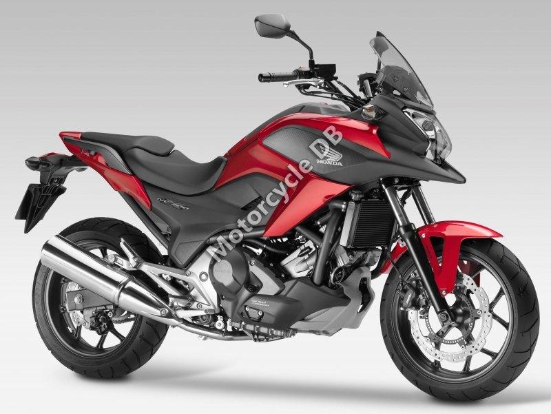 Honda NC700X 2012 30300