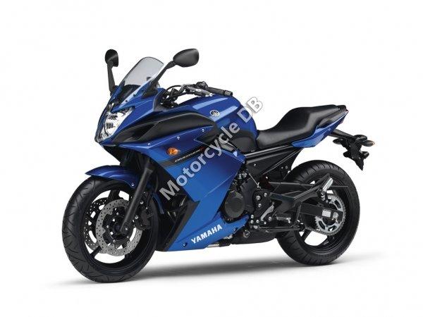 Yamaha XJ6 Diversion 2012 22478